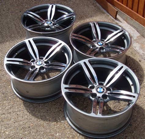 Bmw M6 Wheels Refurbished And Mirror Polished Pureklas