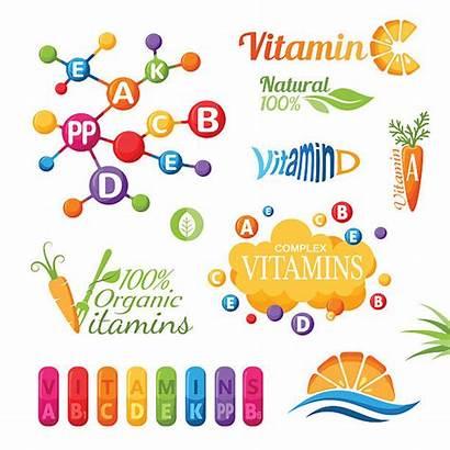 Vitamin Vitamins Clip Vector Illustrations Similar