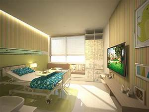 pediatric hospital patient's room | .ARCH.hospital ...