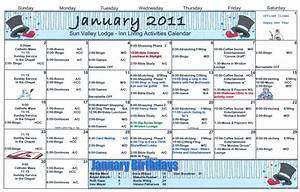 Activity Calendars July | New Calendar Template Site