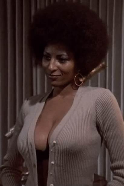 Pam Grier Brown Foxy Coffy 1973 Woman