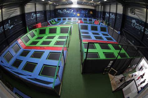 space jump parc 224 trolines en ile de