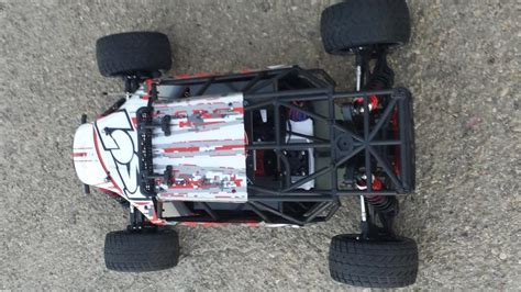 Brushless Buggy On Deck Rclargescale