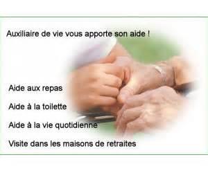 Offre D Emploi Auxiliaire De Vie Maison De Retraite by Transport De Personnes 194 G 201 Es Angers 49