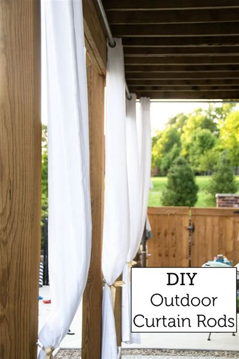 hanging outdoor curtains the polkadot chair outdoor