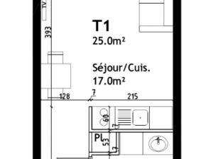 cr馥r une chambre dans un studio best amenager un studio 25m2 images matkin info matkin info