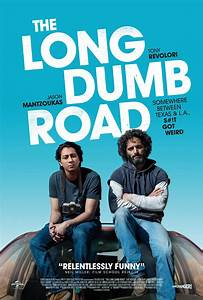 The Long Dumb Road Trailer and Official Poster Released ...