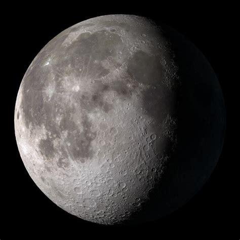 Fakti par Zemes pavadoni - Mēnesi - Spoki
