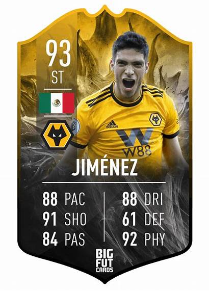 Pro Card Wolves Club Fut Cards