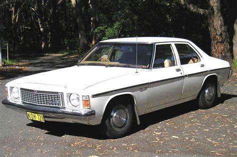 sold holden hz kingswood sl sedan auctions lot  shannons