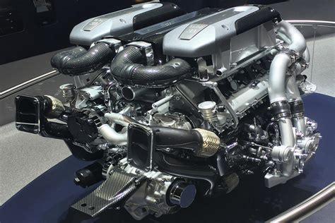 Bugatti Veyron Engine Turbo by We A New Enemy The 1 500hp Turbo W16 Bugatti