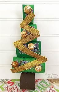 Paper, Roll, Christmas, Tree, Craft