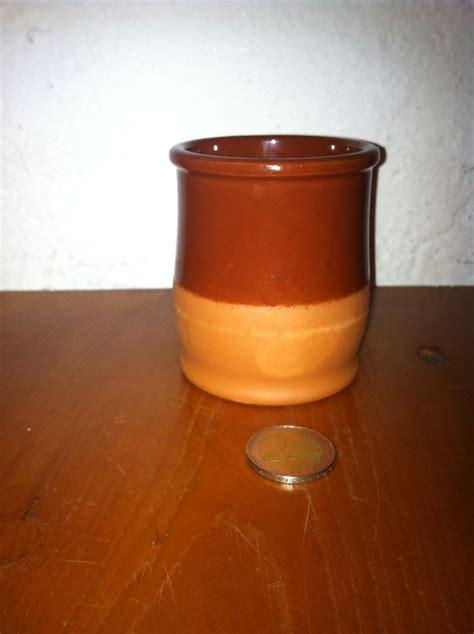 bicchieri in terracotta baratto scambio 10 bicchieri di terracotta arredamento