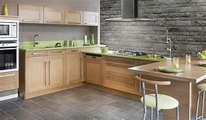 carrelage dans la cuisine photo 10 10 superbe With carrelage de cuisine sol