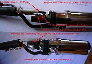 Diagram  Dell Laptop Power Supply Plug Wiring Diagram
