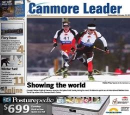 canmore leader epaper todays canmore leader newspaper
