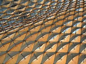 Agenda Form Differentiated Wood Lattice Shell Achimmenges Net