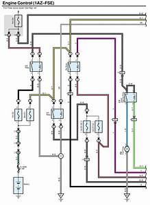 Toyota Avensis Wiring Diagrams