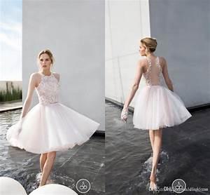 17 coolest variants of short wedding dresses the best With best wedding dresses for short brides