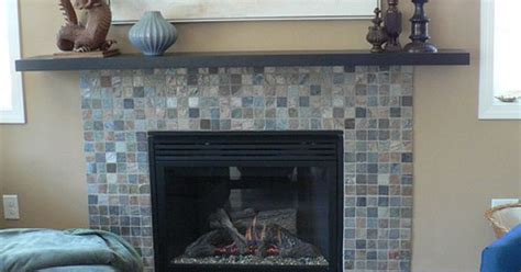 Good Idea To Add Ikea Shelf Over Fireplace For Mantel