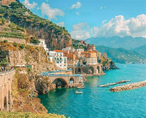 Hike The Amalfi Coast In Southern Italy With Mountain Trek