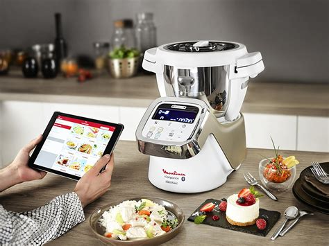 recette cuisine moderne avec photos moulinex i companion hf900110 cuiseur connecté