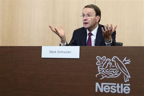 Nestlé Stagnera Encore Cette Année