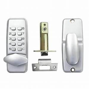 Serrure De Porte De Chambre : clavier serrure de porte promotion achetez des clavier ~ Premium-room.com Idées de Décoration
