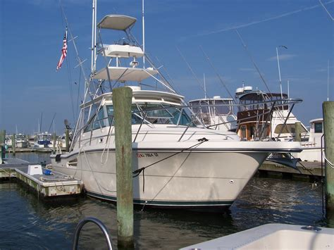 Pursuit Boats Ct by 1998 34 Ft Pursuit Express W Tower The Hull