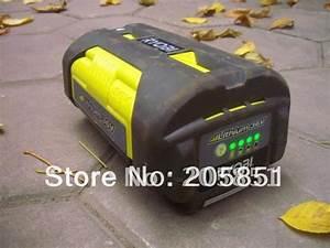 Batterie Ryobi 36v : genuine ryobi bpl3626 36v lithium ion battery 2 6 ah ~ Farleysfitness.com Idées de Décoration