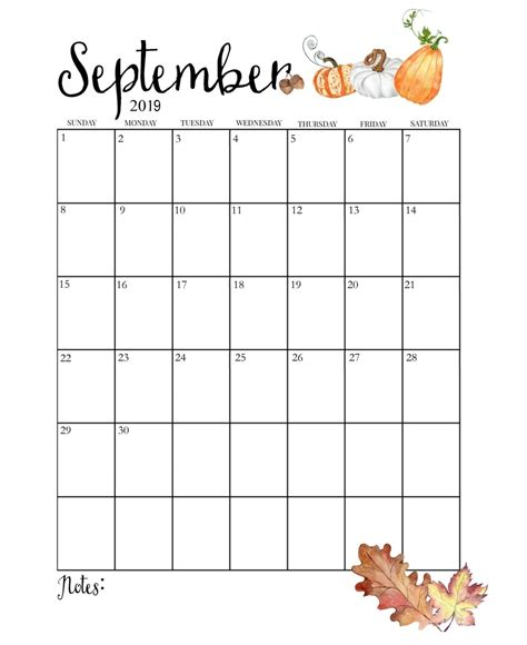 september  calendar spanish pictures images