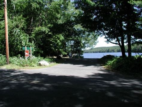 Public Boat Launch Ct by Deep Winchester Lake Boat Launch