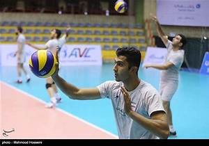 Photos: Iranian National Volleyball Team Preparing for ...