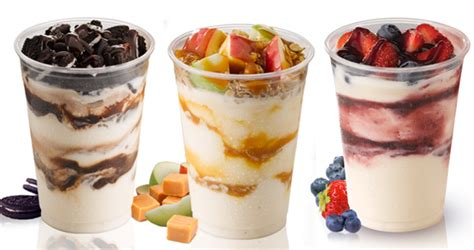 However, most of the ingredients (like artificial flavorings and guar gum) twisted frosty: Desserts Around the World!: Wendy's New Kit-kat and Oreo ...