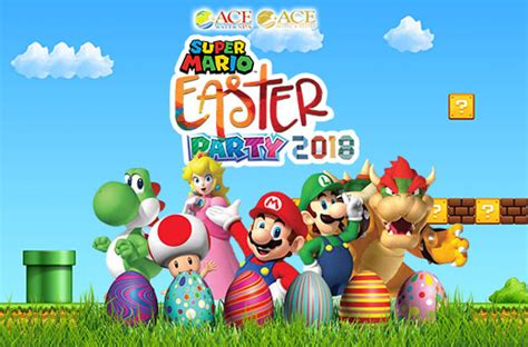 30 ace hotel suites mario easter promo