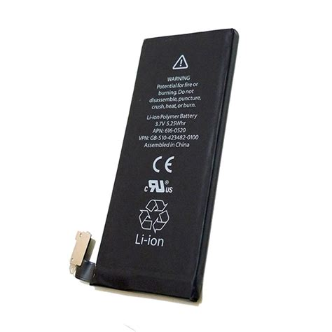 iphone battery iphone 4 battery replacement part