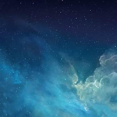 Ios Ipad Iclarified Space Ios7 Iphone Nebula