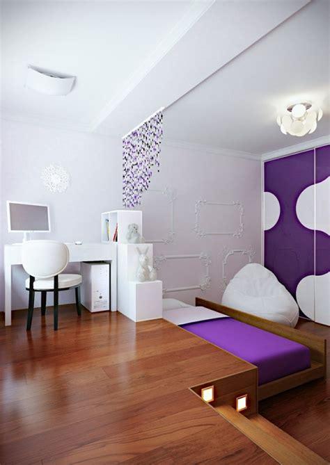 chambre couleur parme deco chambre a coucher cosy