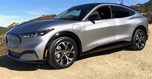 2021 Ford Mustang Mach-E GT AWD | Clean Fleet Report