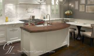 kitchen island sink walnut wood countertop kitchen island in chicago