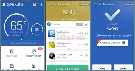 how to clean from android how to clean junk residual files from android