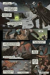 Destiny Fan Creates Impressive Comic Featuring Cayde 6