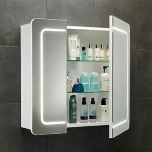 Badezimmer Spiegelschrank Vintage : moderner spiegelschrank f r badezimmer stil und klasse ~ Indierocktalk.com Haus und Dekorationen
