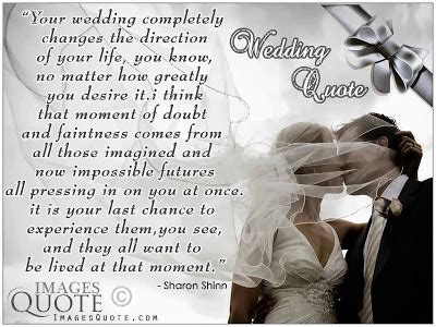 A Country Wedding Movie Quotes