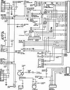 84 Chevy Silverado Wiring Diagram