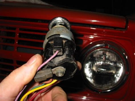 Early Bronco Ignition Switch Wiring Diagram by Classicbroncos Tech Articles 187 Archive