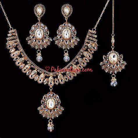 High Quality Jewelry Sets 2018  Buy Pakistani Fashion