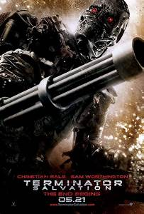 Terminator Salvation 2009 Movie Posters