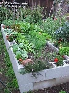 Idee De Jardin : 7 id es d co jardin r alis es avec des parpaings ~ Zukunftsfamilie.com Idées de Décoration