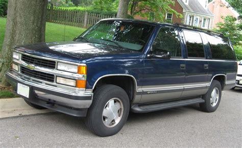 2000 Chevrolet Suburban  User Reviews Cargurus